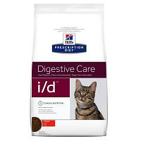 Лечебный сухой корм для котов Hill's Prescription Diet Feline Digestive Care i/d 5кг