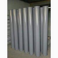 Самотечные трубы (зернопроводы), самотеки, зернотоки 300 мм
