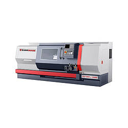 Токарний верстат c ЧПУ CNC 800x1500/2000/3000