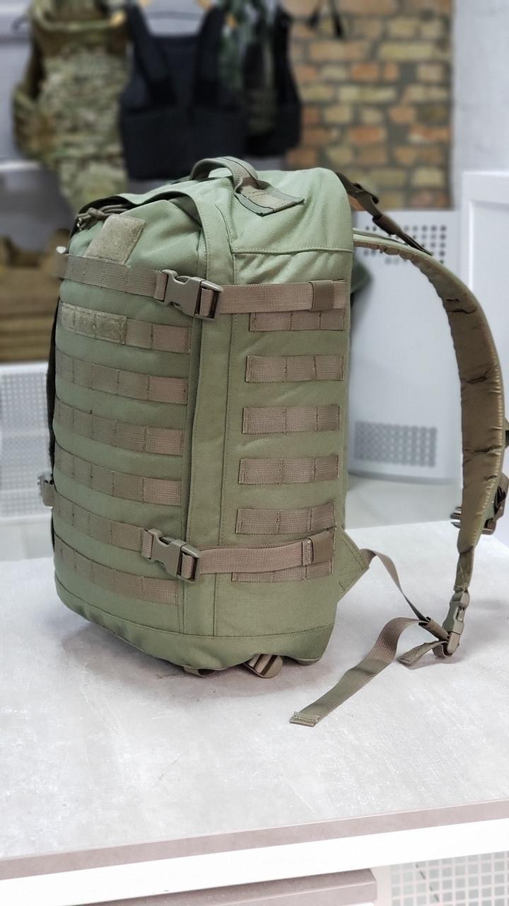 Рюкзак бойовий індивідуальний (РБІ) Олива