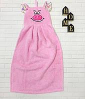 Детское полотенце для рук Свинка