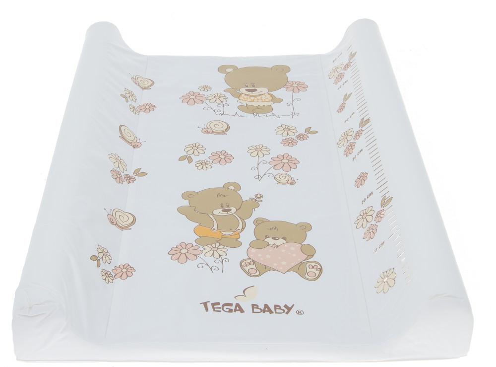 Пеленальная дошка Tega Teddy Bear MS-009 118
