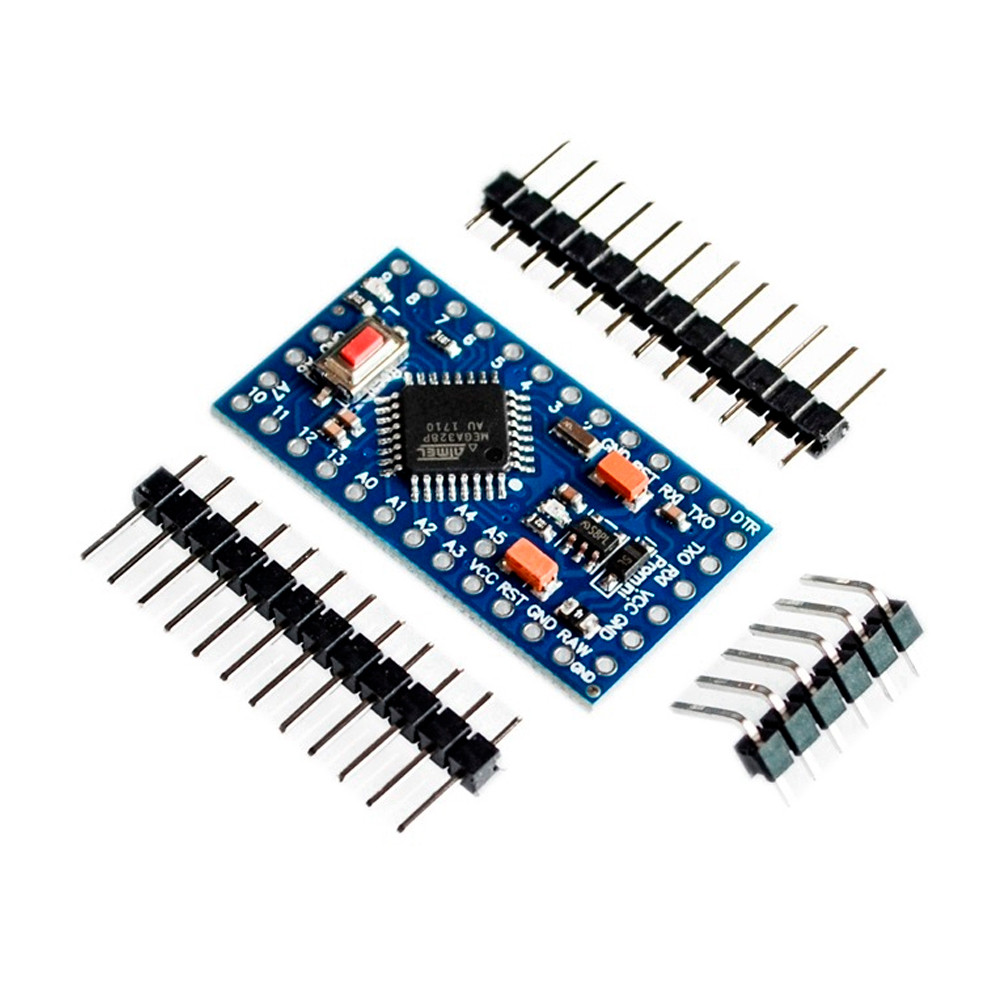 Arduino Pro Mini ATMEGA328P 5V (Микроконтроллер Про Мини)