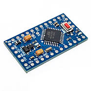 Arduino Pro Mini ATMEGA328P 5V (Микроконтроллер Про Мини), фото 3
