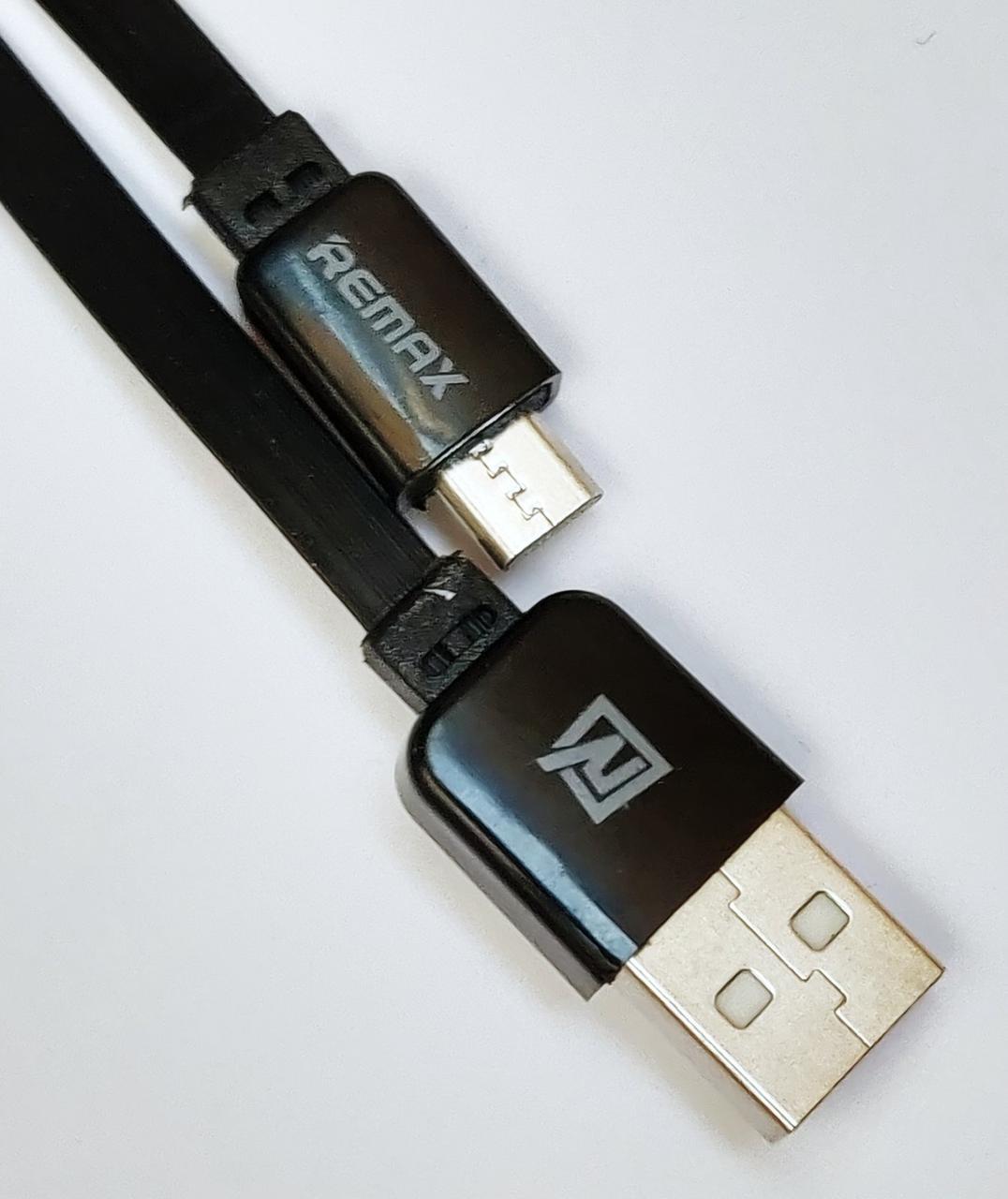 Кабель USB - microUSB, 1 метр REMAX data cable