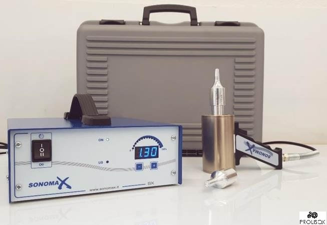 Аппарат для спаики ленты пометоудаления