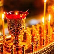 церковные лампадки, фото севенмарт