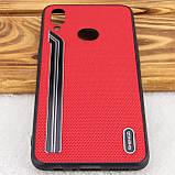 TPU чехол SHENGO Textile series для Samsung Galaxy A10s, фото 3