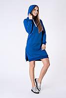 Платье для беременных и кормящих Lullababe Antalya Электрик, фото 1