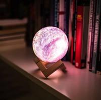 Cветильник настольний Magic 3D Moon Light