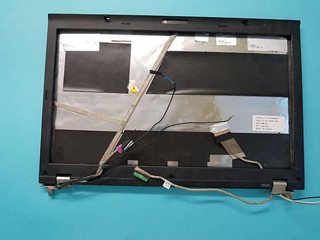 Разборка ноутбука Lenovo W520, фото 2