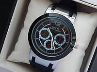 Мужские кварцевые наручные часы Marc Jacobs на каучуковом ремешке, фото 1