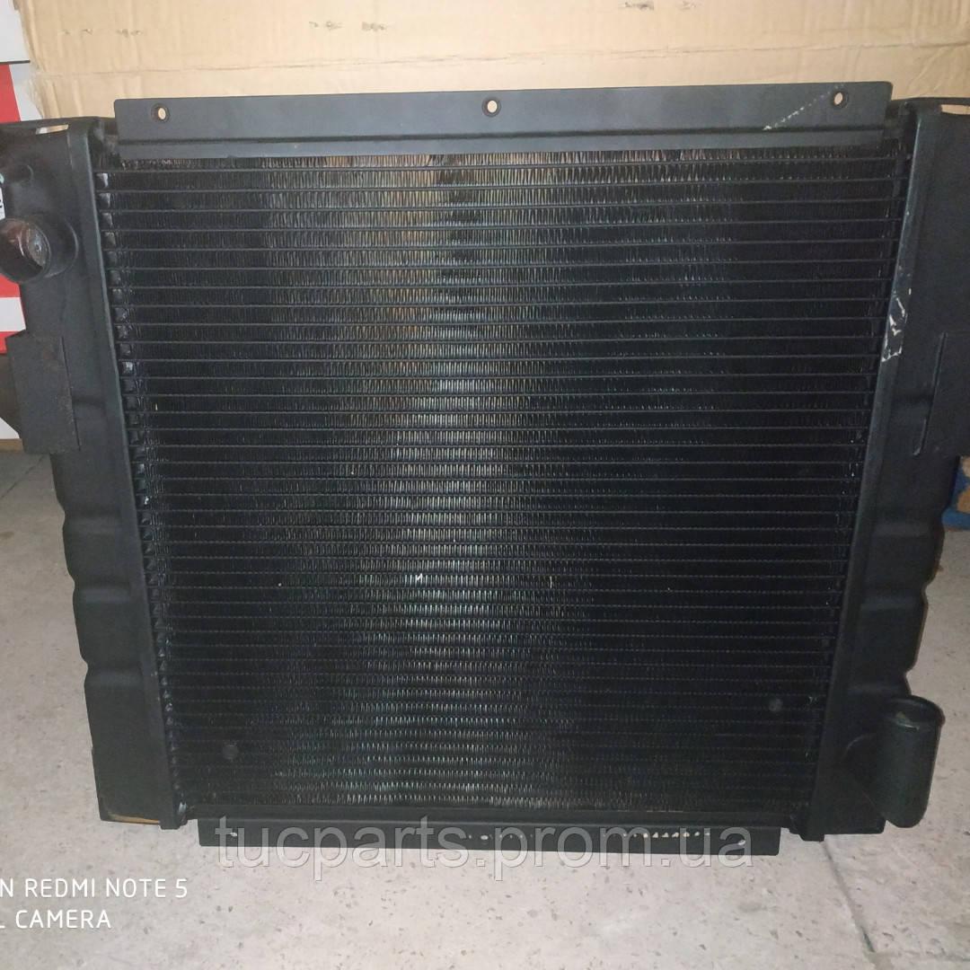 Радиатор водяного охлаждения Эталон,Евро 01 медныйпроизводства Иран