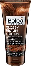 Кондиционер для волос BALEA Professional Glossy Braun 200мл