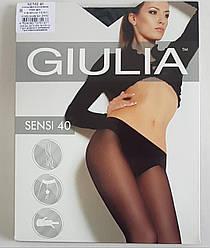 Женские колготки с заниженной талией «SENSI» 40 DEN