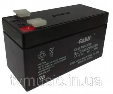 Аккумулятор сигнализации Convoy GSM-001 battery