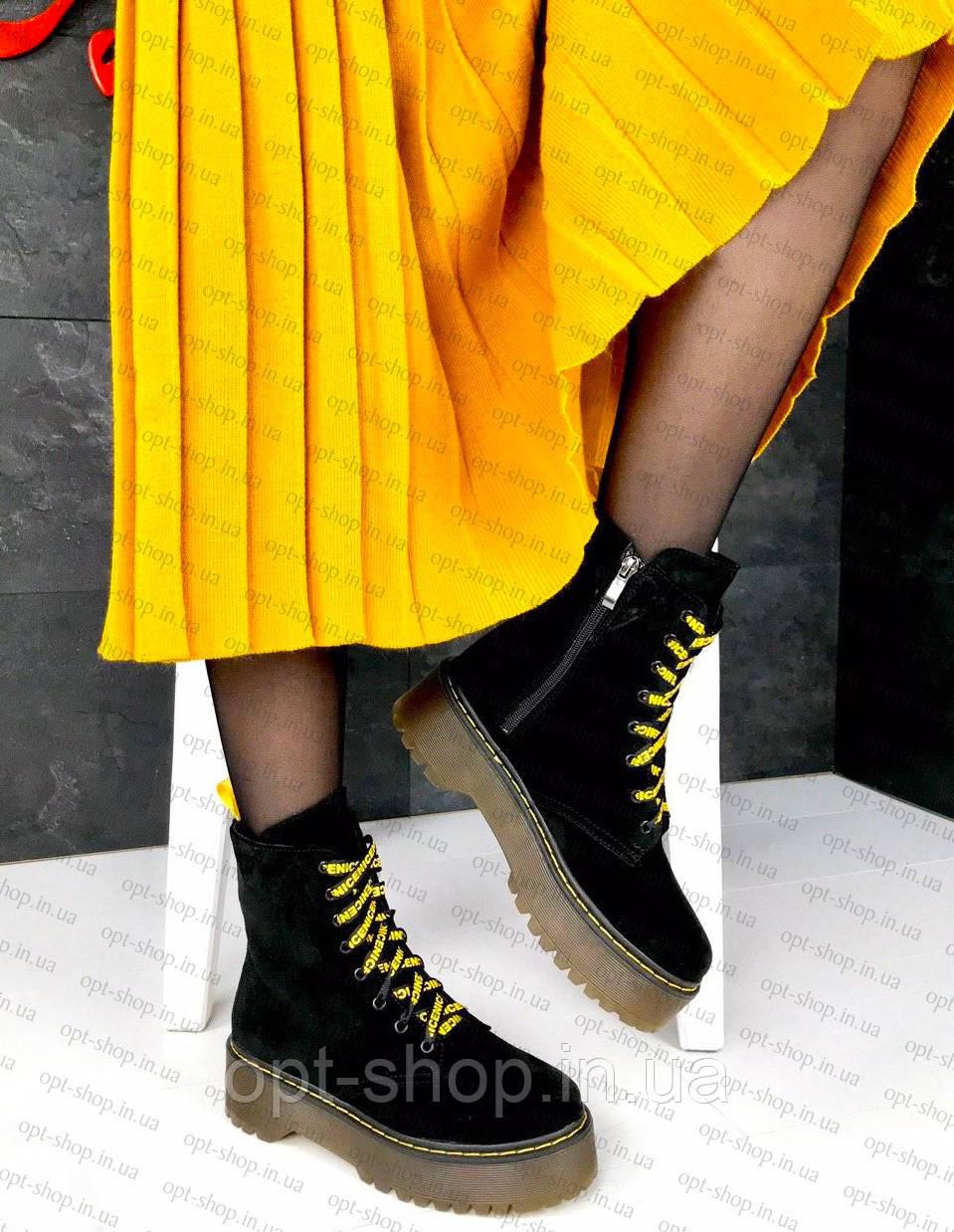 Ботинки женские Dr. Martens копия