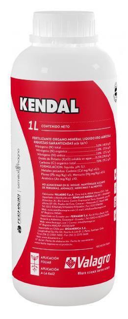 Биостимулятор усиления защитных реакций Kendal (Кендал) 1 л, Valagro