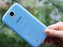 Силиконовый чехол для Samsung Galaxy S4 i9500