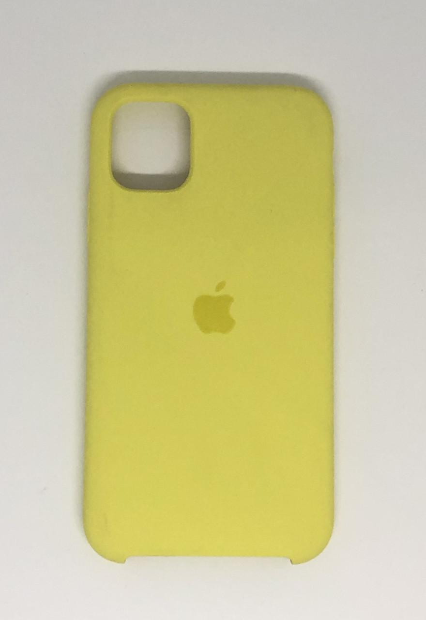 "Чехол Silicon iPhone 11 - ""Лимонад №37"""