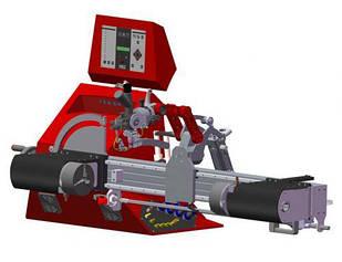 Установка для зварювання прецизійних кільцевих швів EWR WATCHMAKER 500.28.T HST creative