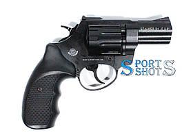 """Револьвер Stalker 2.5"""" чёрный матовый / чёрная рукоять"""