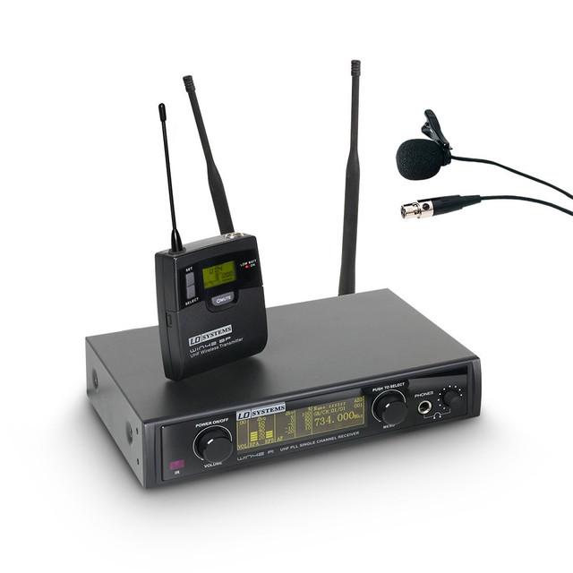 Радиосистема с петличным микрофоном LD Systems WIN42BPL