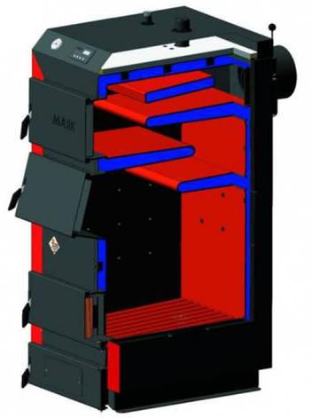 Твердотопливный котел Маяк КТР 16 EKO MANUAL. Бесплатная доставка!, фото 2