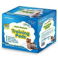 Пеленки для собак All-Absorb Regular Training Pads 45х60см / 120штук