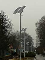 30W  светодиодный автономный уличный светильник SMD с солнечной батареей 310W, фото 1