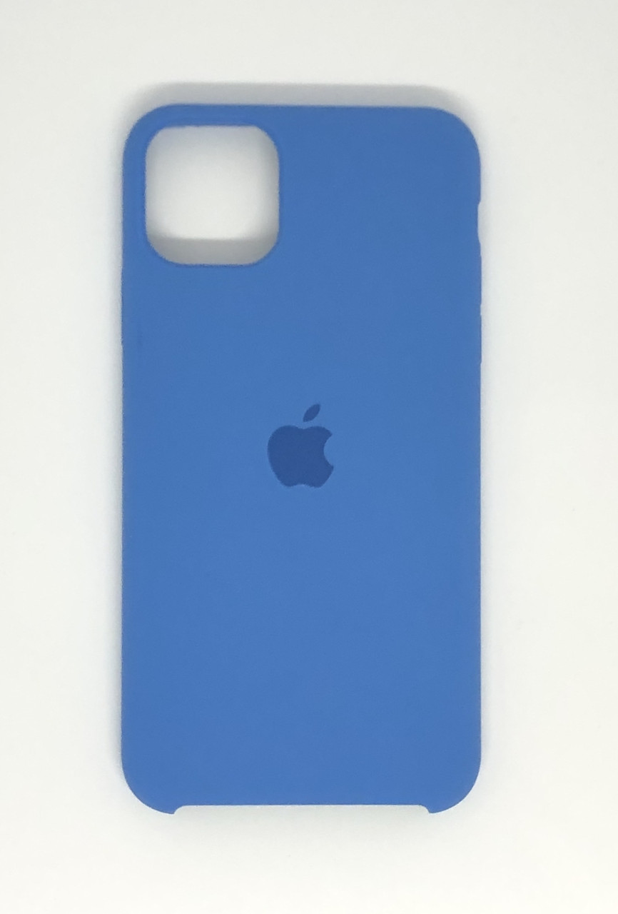 "Чехол Silicon iPhone 11 - ""Монарх №3"""