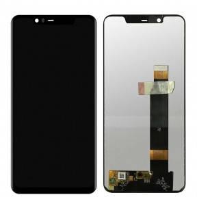 Дисплей Nokia 5.1 Plus, X5 (2018) TA-1109, TA-1112 з сенсором (тачскрін) чорний Оригінал Китай, фото 2