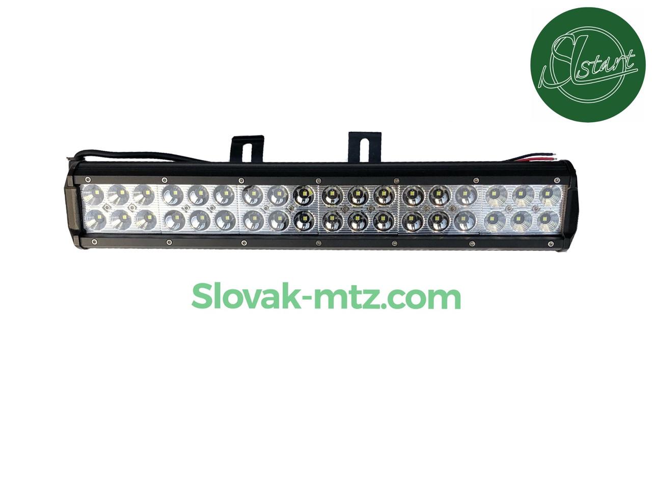 Светодиодная LED Балка (44см) 108Вт  (светодиоды 3w x36шт)