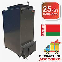 Шахтный отопительный котел Холмов Zubr 25 кВт