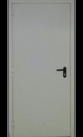 Двери противопожарные El-30 огнестойкие 860*2050. Сертификат. Производство.