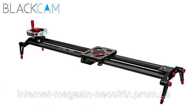 Карбоновый слайдер для камеры BlackCam BC-150 (150 см)