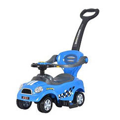 Детская каталка-толокар Bambi Z 321-12 синий