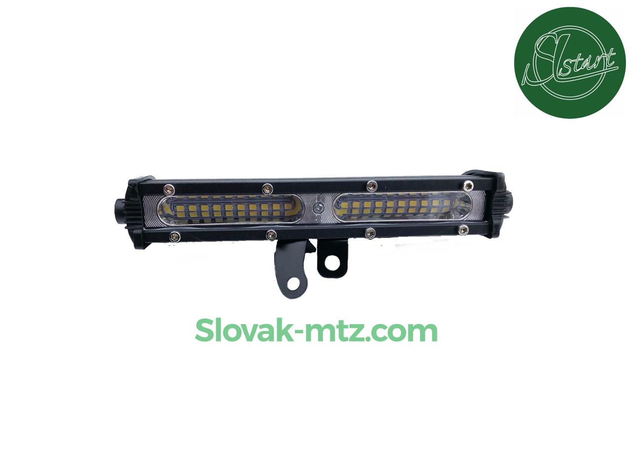 Светодиодная LED фара 40Вт  (светодиоды 3w x20шт)