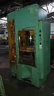 Пресс гидравлический для пластмасс PH-M100h, усилием 100т, производство Польша, фото 1