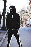 Мужской спортивный костюм (Худи+ штаны) BILLIEEILISH, фото 3