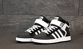 Мужские кроссовки  Adidas Varial Mid ( в стиле Nike)