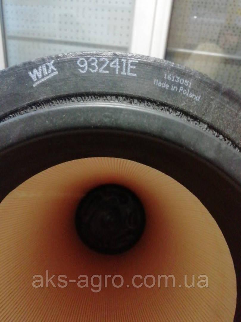 93241E Елемент фільтра повітряного зовнішній, Claas Avero, MF (WIX)