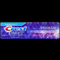 Отбеливающая зубная паста Crest 3D White Radiant Mint / Arctic fresh ( 116г )