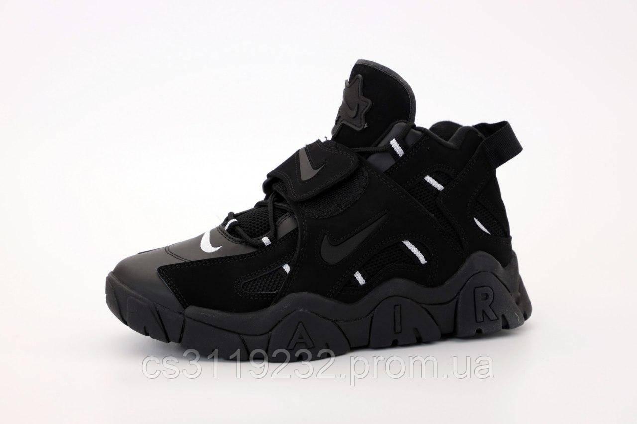 Чоловічі кросівки Nike Air Max Barrage (чорний)