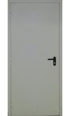 Двери противопожарные El-60 огнестойкие 860*2050. Сертификат. Производство.