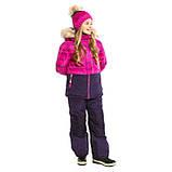 Зимний комплект для девочки NANO F19M276 Plum / Purple. Размеры 2 - 12., фото 3
