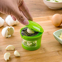 Чеснокодавка Garlic Chopper, измельчитель чеснока и лука, фото 2