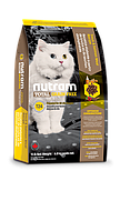 Сухой корм T24 Nutram Total Grain-Free для взрослых кошек и котят, 6.8 кг