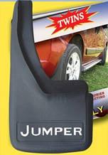 Бризковики на Citroen Jumper 2 шт