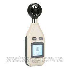 Анемометр (0,1~30 м/с) Benetech GM816A